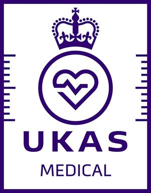 UKAS Accreditation Symbol